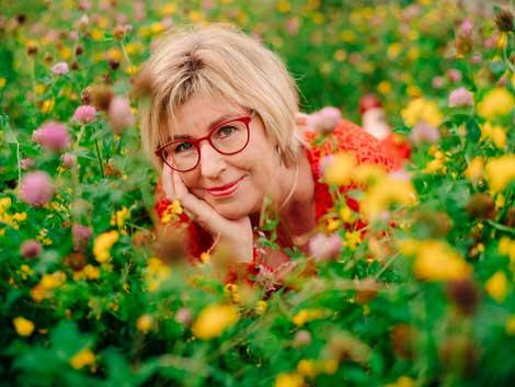 Elske igen - EP af Susan Munksgaard, portætfoto